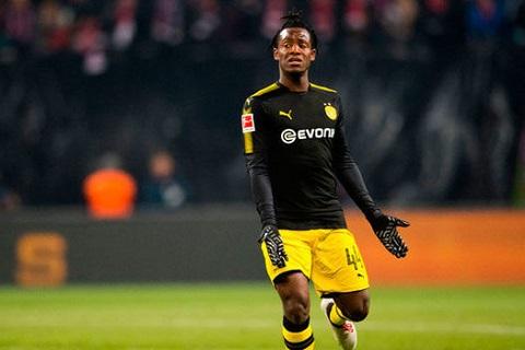Chelsea bán Batshuayi cho Dortmund với giá 50 triệu bảng hình ảnh