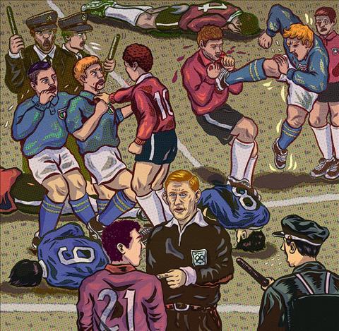 Cuộc chiến ở Santiago: Kẻ phá hoại mối quan hệ bóng đá châu Âu và Nam Mỹ (Phần 1)