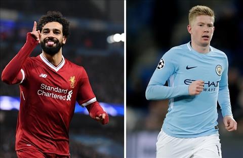 HLV đội tuyển Bỉ so sánh Salah vs De Bruyne ở Premier League hình ảnh