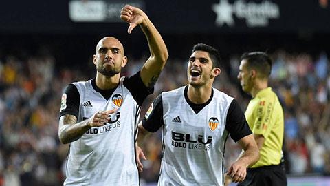 Valencia vs Getafe 3h30 ngày 301 (Cúp Nhà vua TBN 201819) hình ảnh