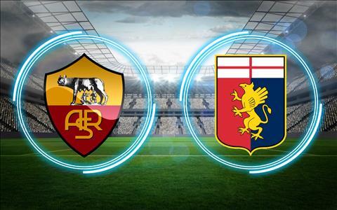 Roma vs Genoa 1h45 ngày 268 Serie A 201920 hình ảnh