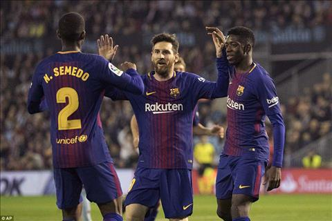 Du Messi chi vao san tu bang ghe du bi