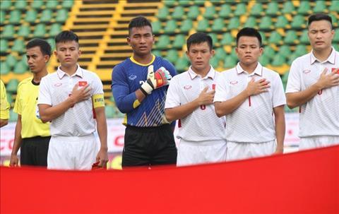 U19 Viet Nam thua tan tac Mexico o tran ra quan Suwon JS Cup hinh anh