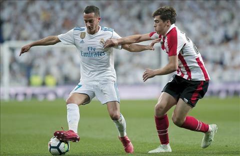 Roma muốn mua Lucas Vazquez của Real Madrid vào tháng 1 năm 2019 hình ảnh