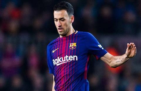 Barca lên tiếng vụ Man City mua Sergio Busquets hình ảnh
