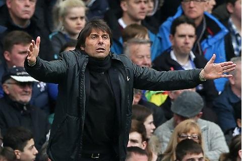 Conte vs Chelsea 1-3 Tottenham