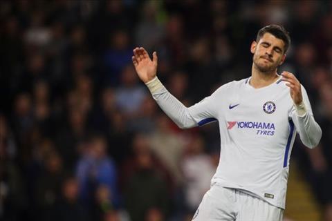 Alvaro Morata sẽ rời Chelsea ngay mùa hè 2018 hình ảnh