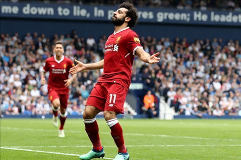 Mohamed Salah ghi ban thu 21 tai NHA