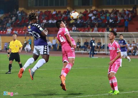 Tong hop: Ha Noi 1-1 Sai Gon (Vong 6 V-League 2018)