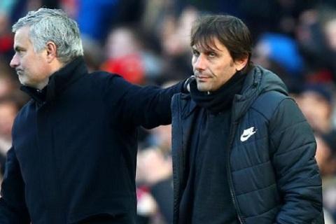 Conte nói về Mourinho trước màn tái đấu tại FA Cup