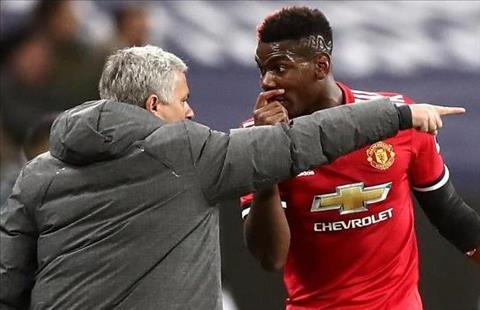 Jose Mourinho phat bieu ve Paul Pogba hinh anh