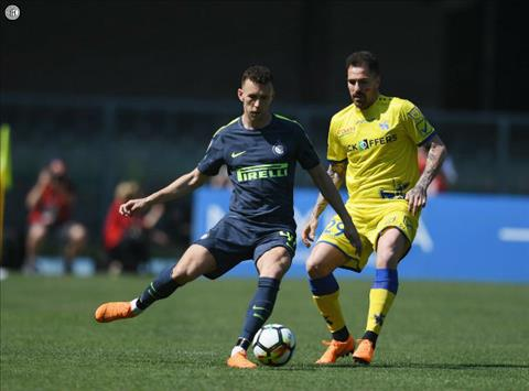 Tong hop: Chievo 1-2 Inter Milan (Vong 34 Serie A 2017/18)