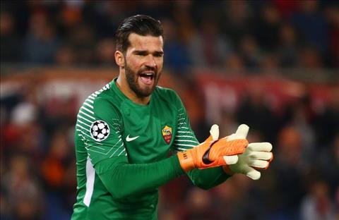 Real Madrid mua Alisson của Roma thay Keylor Navas hình ảnh