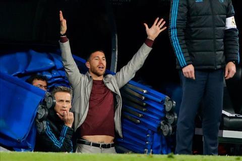 Binh luan Sergio Ramos tran Bayern vs Real tu ket cup C1 hinh anh