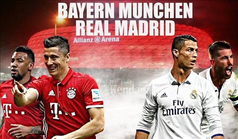 Ban ket Bayern Munich vs Real Madrid Hum xam co gi hon Ken ken hinh anh