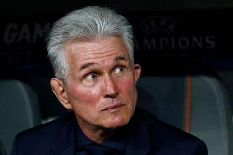 Jupp Heynckes phat bieu truoc tran Bayern vs Real