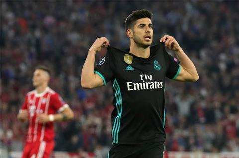MU, PSG và Chelsea muốn đưa Marco Asensio rời Real Madrid hình ảnh