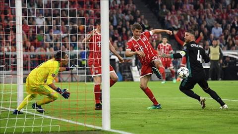 Kroos thua nhan Bayern choi tot hon Real hinh anh