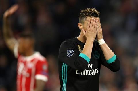 Ronaldo ko the ghi ban truoc Bayern