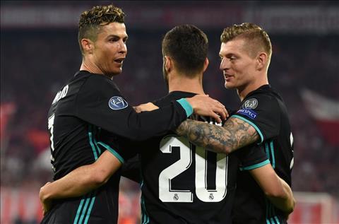 Real danh bai Bayern: The moi la Vua chau Au!