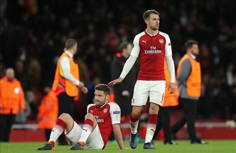 Jack Wilshere phat bieu sau tran Arsenal vs Atletico  hinh anh