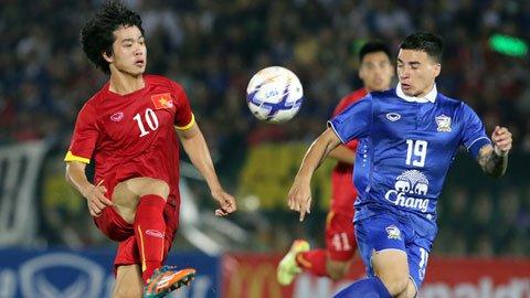 AFC cho doi tran derby DNA giua DT Viet Nam va Thai Lan hinh anh