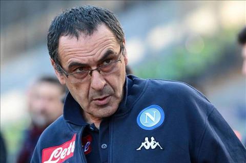 Antonio Conte roi Chelsea dan dat Napoli hinh anh