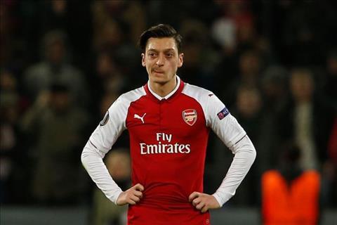 Arsenal tuyên bố ủng hộ Ozil sau màn chia tay tuyển Đức