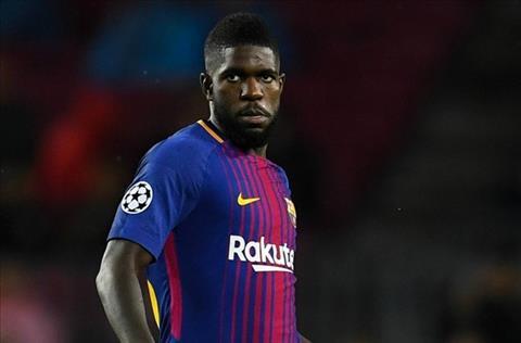 Barca nhận tin cực xấu của Umtiti hình ảnh