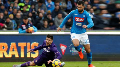 Nhan dinh Fiorentina vs Napoli 23h00 ngay 294 Serie A 201718 hinh anh