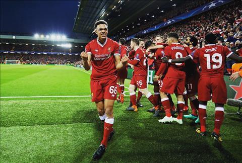 Sao trẻ Liverpool bất ngờ ở đội hình tuyển Anh dự World Cup 2018 hình ảnh