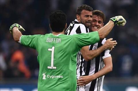 Tong hop: Inter Milan 2-3 Juventus (Vong 35 Serie A 2017/18)