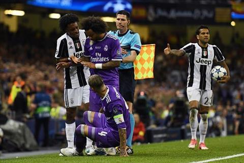 Tran dau Juventus vs Real 5 diem nong mang tinh quyet dinh hinh anh