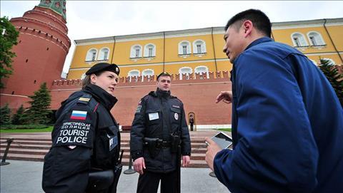 Tiết lộ về lực lượng vũ trang mới của Nga đảm bảo an ninh World Cup 2018