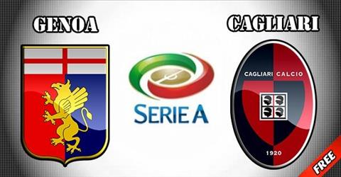 Genoa vs Cagliari 23h00 ngày 185 (Serie A 201819) hình ảnh