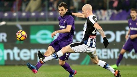 Trandau.net nhận định Udinese vs Fiorentina (Serie A 2018/19)