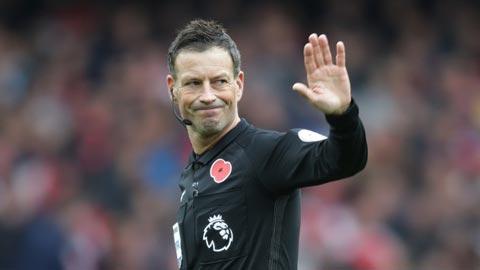 Vì sao trọng tài Anh vắng mặt tại VCK World Cup 2018