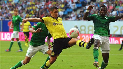 Clip ban thang Bremen vs Dortmund 1-1 ket qua Bundesliga 201718 hinh anh