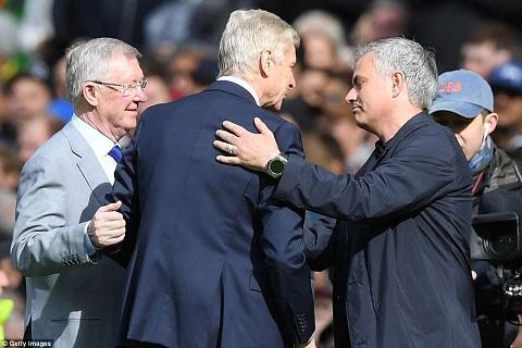 Điểm nhấn Man Utd vs Arsenal ảnh 5