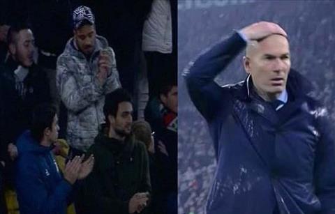 CDV Juve va Zidane