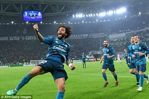 Juventus 0-3 Real Madrid Sieu nhan Ronaldo mot minh ha guc lao phu nhan hinh anh 4