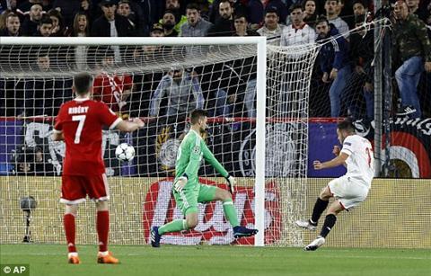 Nhung diem nhan sau tran dau Sevilla vs Bayern Munich - Tu ket C1 hinh anh