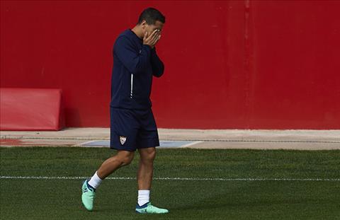 Wissam Ben Yedder choi that vong truoc Bayern