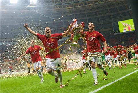 MU 1-1 Chelsea Champions League 2008