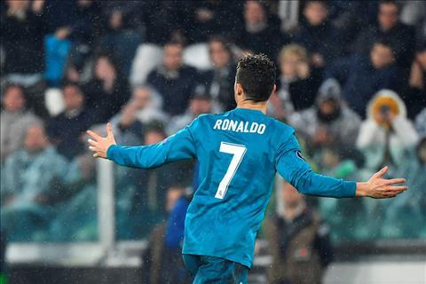 Ronaldo noi ve tran Juventus vs Real Madrid