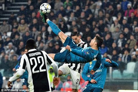 Sieu pham nga ban den cua Ronaldo