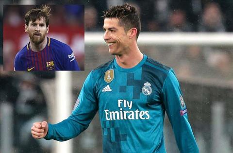 Ronaldo toa sang truoc Juventus va su ghen ti Messi