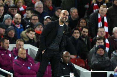 HLV Guardiola phat bieu sau tran Liverpool 3-0 Man City hinh anh
