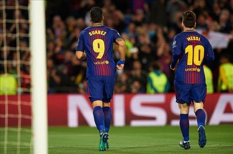 Suarez va Messi tai Barca