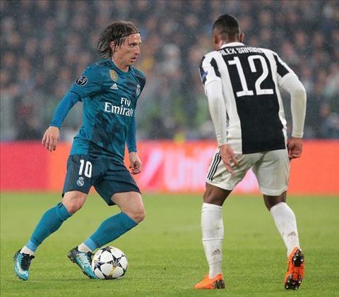 Tran dau Juventus vs Real 3 yeu to lam nen chien thang cua Real hinh anh